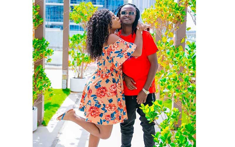 Diana Marua expecting second child with Bahati