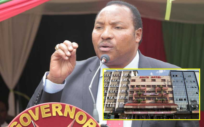 Secret behind Governor Ferdinand Waititu's billions
