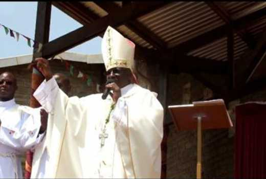 Dont use tithe to drink alcohol, bishop warns priests