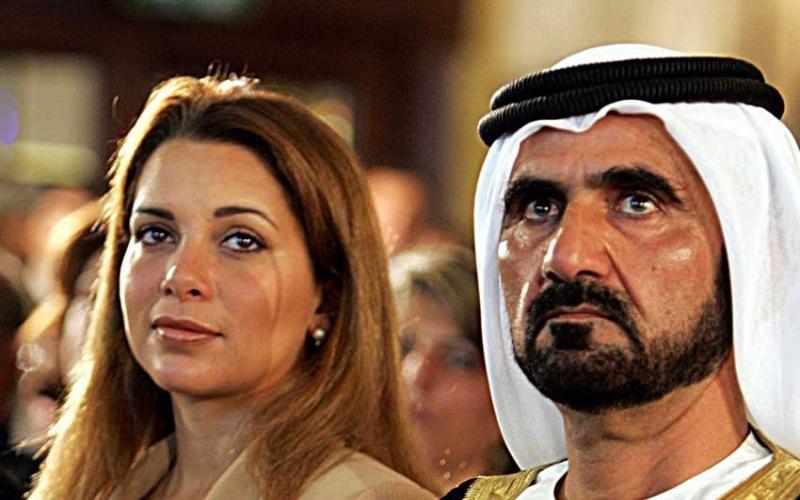 Dubai ruler sues wife Princess Haya in UK's High Court