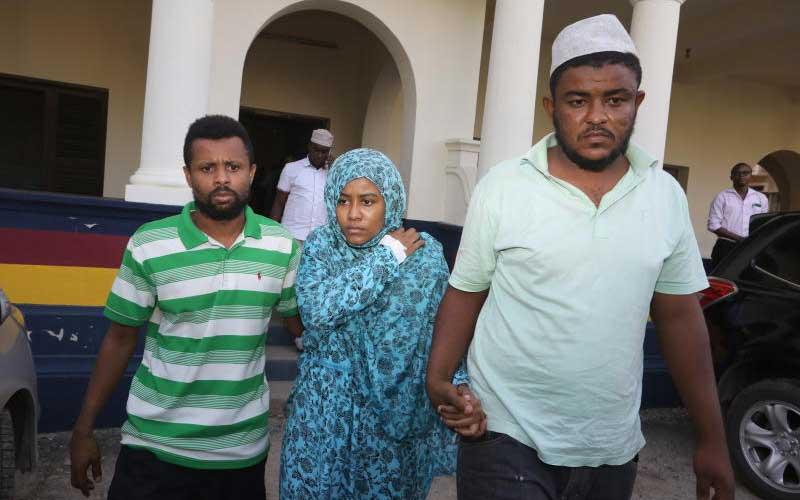 Fake kidnapping: We spent Sh0.5 million to rescue Saida