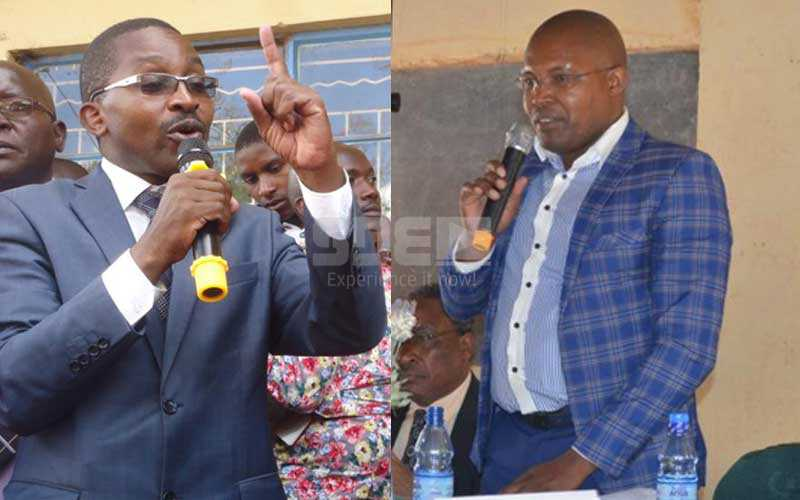 I dare you to face me if you are circumcised- Governor Wa Iria's leaked phone call