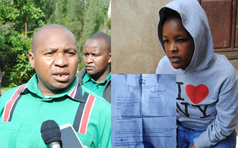 I stormed into MP Sankok's clinic, dumped our baby there- woman