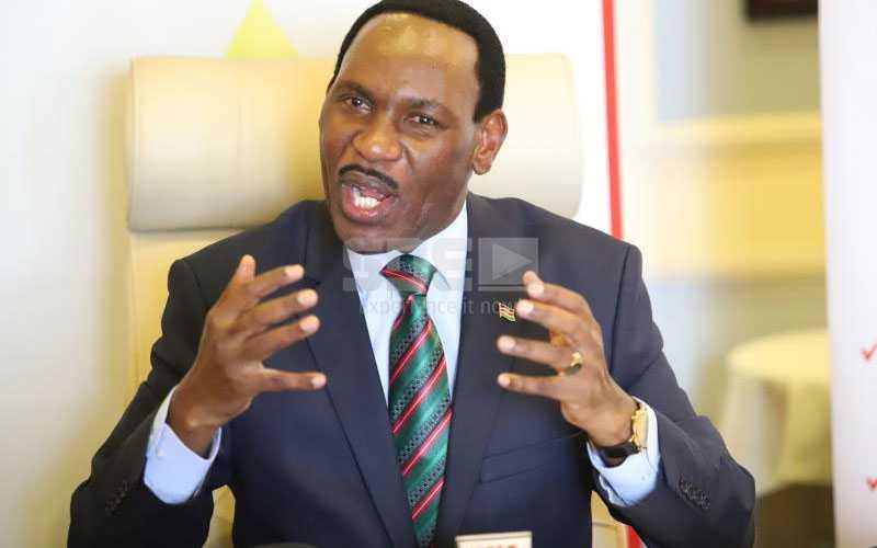 I'd rather lose my job than promote homosexuality - Dr Ezekiel Mutua