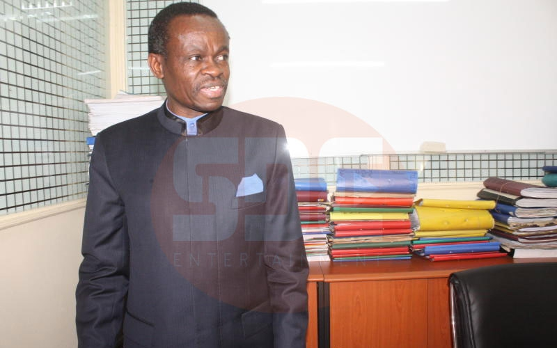I'm not on Twitter- PLO Lumumba as parody accounts give him plenty to worry about