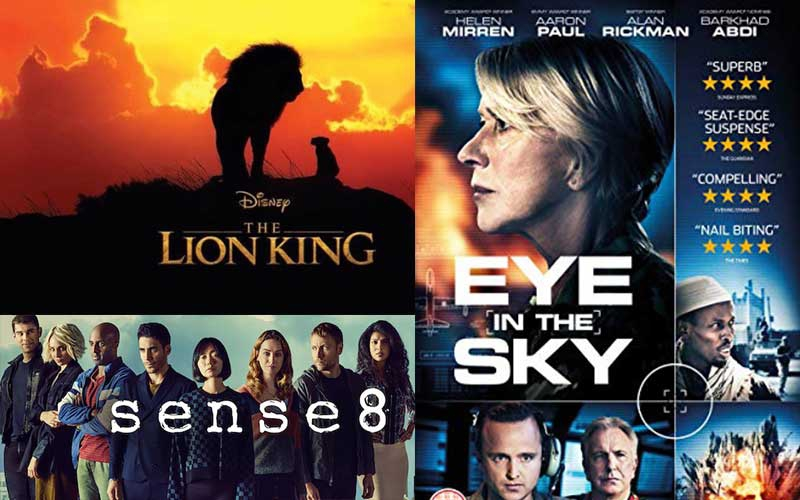 International movies with a Kenyan touch