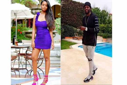 Is Big Brother Africa winner Dillish Mathews dating Emmanuel Adebayor?