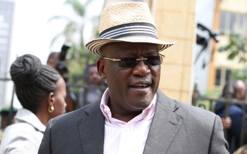 Johnstone Muthama's former wife loses property dispute