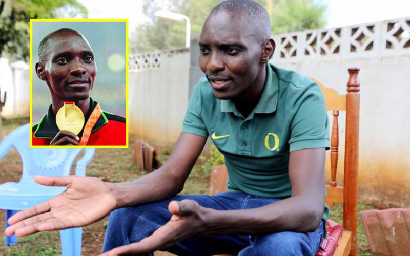 Leap of horror: The many women in troubled love life of Asbel Kiprop