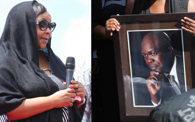 Life has never been the same since Jacob Juma was murdered- wife