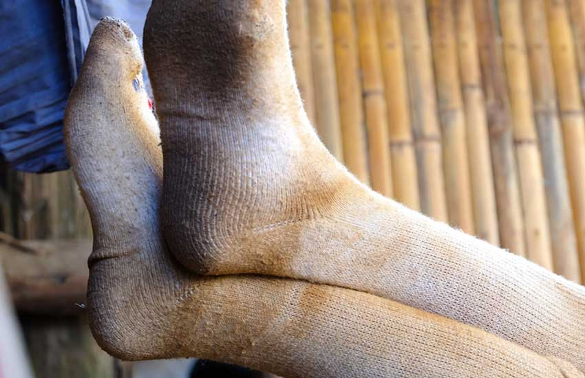 Meet a woman who makes Sh13 million selling her unwashed socks