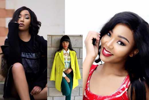 Meet Serah, the hottest TV girl in town