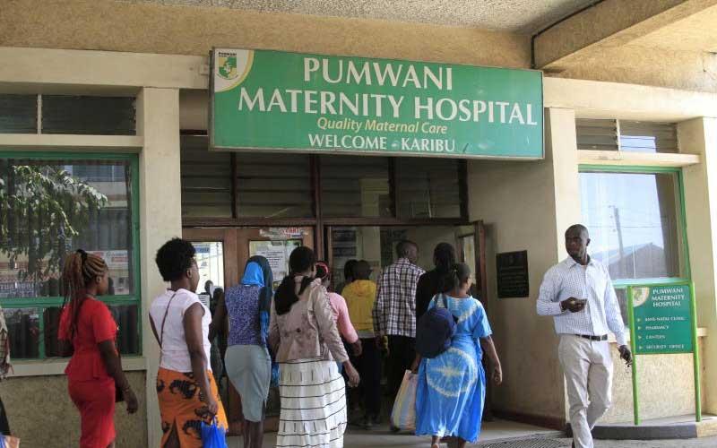 Mr Sonko, Pumwani is a superb hospital