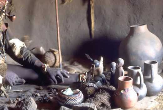 My father's 'Tharaka witchcraft' has driven me to poverty