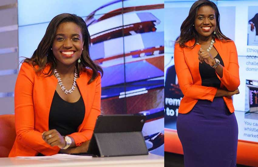 My sister's nasty accident was tough on me – KTN's Akisa Wandera