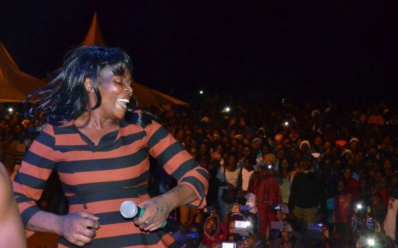 Mystery deepens over Rose Muhando cleansing mission