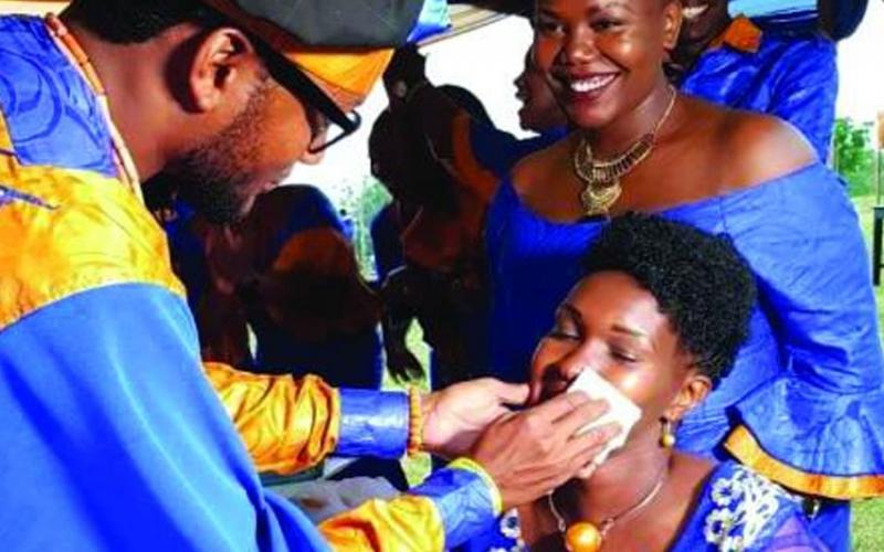 Nigerian man 'steals' Kalenjin singer's heart