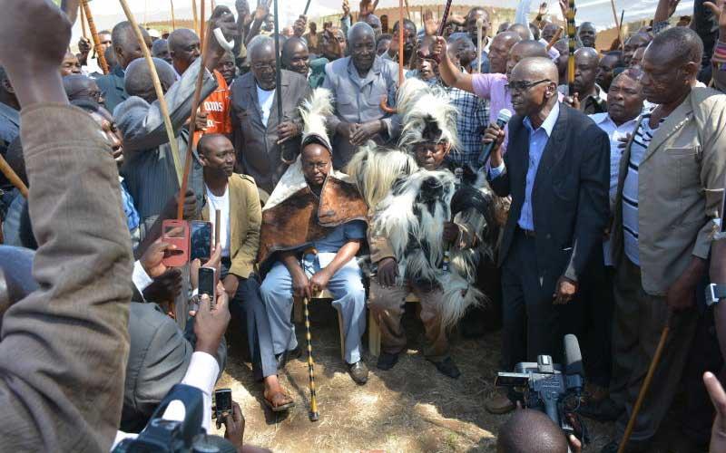 Njuri Ncheke puts rogue circumcisers on notice