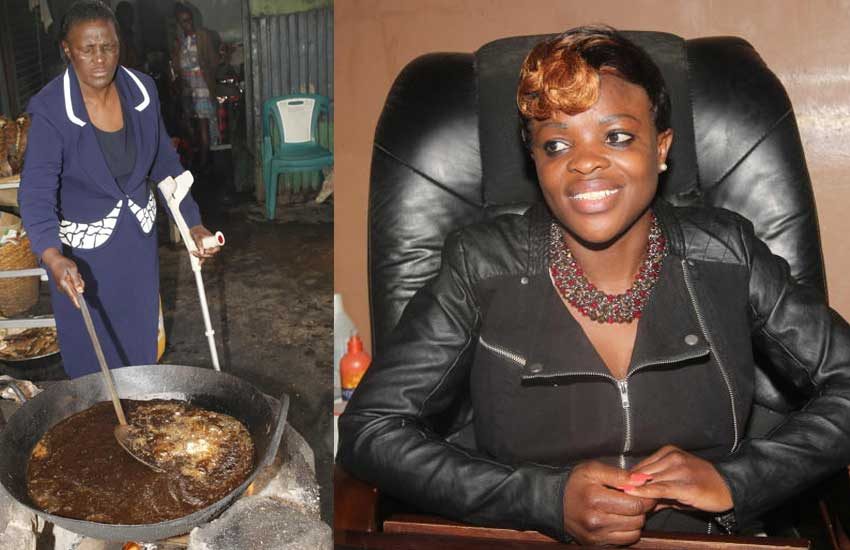Oliech's sister reveals details of last phone call made by Mama Oliech