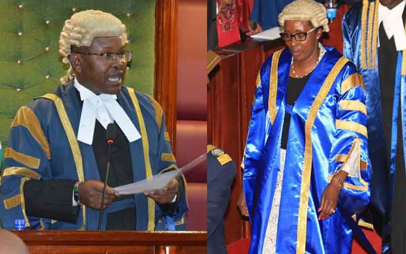 Out of order? Why MCAs spend time kicking Speakers' butts!