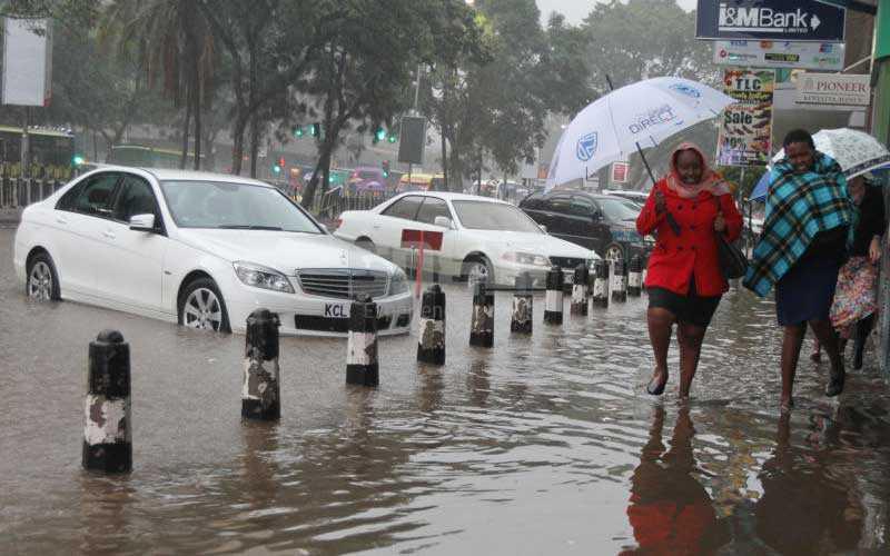 Passport shower: 10 peculiar Kenyan habits when it rains