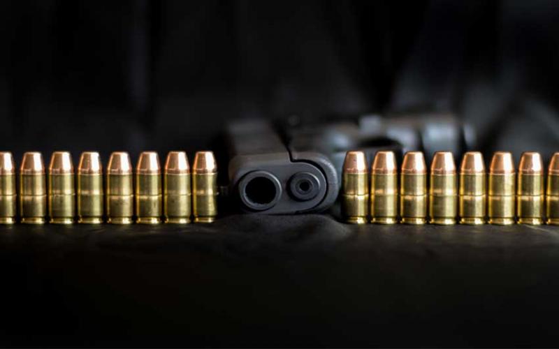 Riruta cop found on roadside, pistol with 24 bullets missing