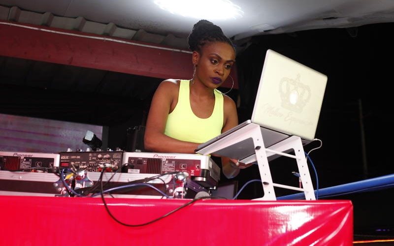 Queens of the decks: Six fast rising female turntablists