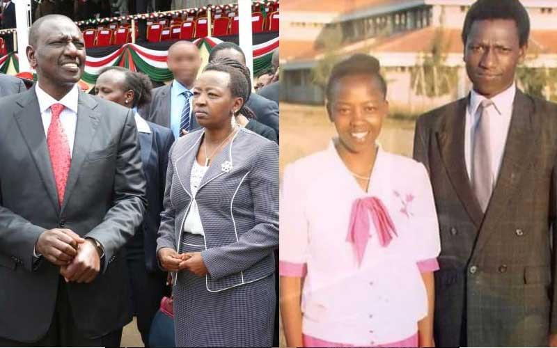 Rachel Ruto's message to the DP on birthday-cum-anniversary