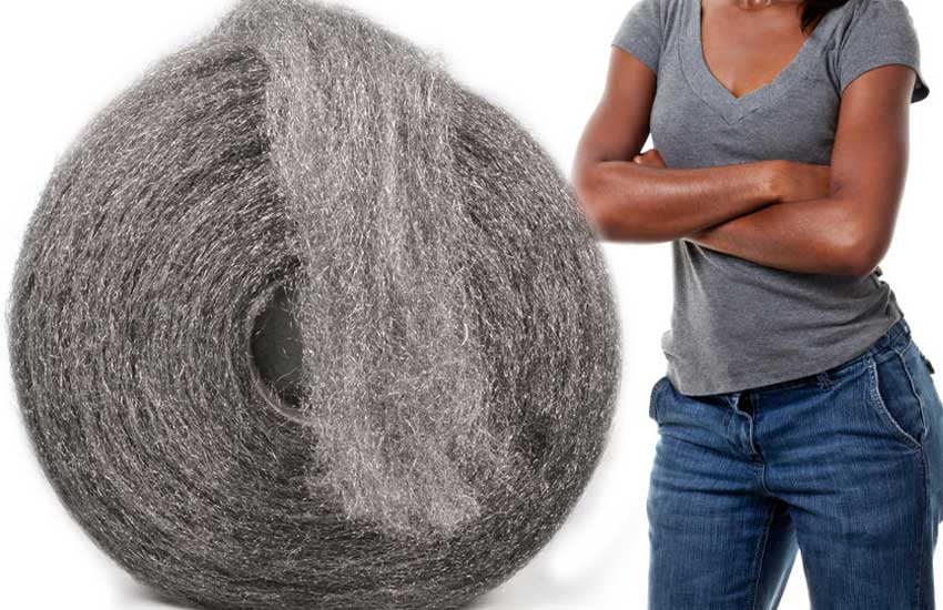 Why Kenyan wives are fattening their men with steel wool