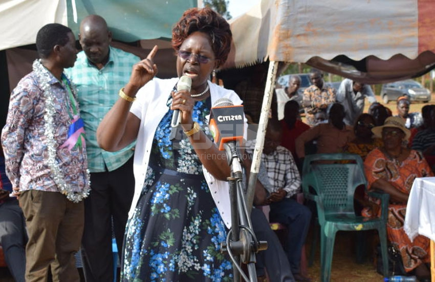Say no to 'lungula' till you turn 21, Rangwe MP tells girls