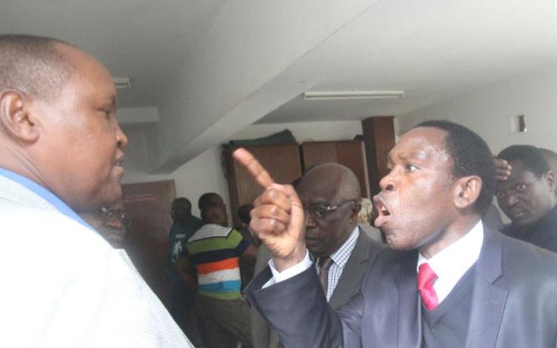 SDA church expels 15 as big shots 'flee' services