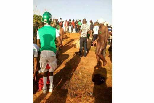 Shameful: How Gor Mahia fans torment villagers during burials