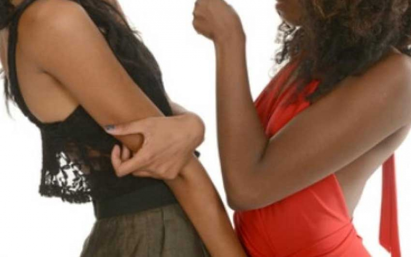 Shock as campus girls fight over man in Rongai