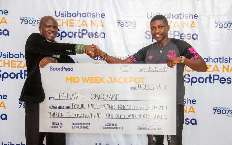 SportPesa is officially back after court order