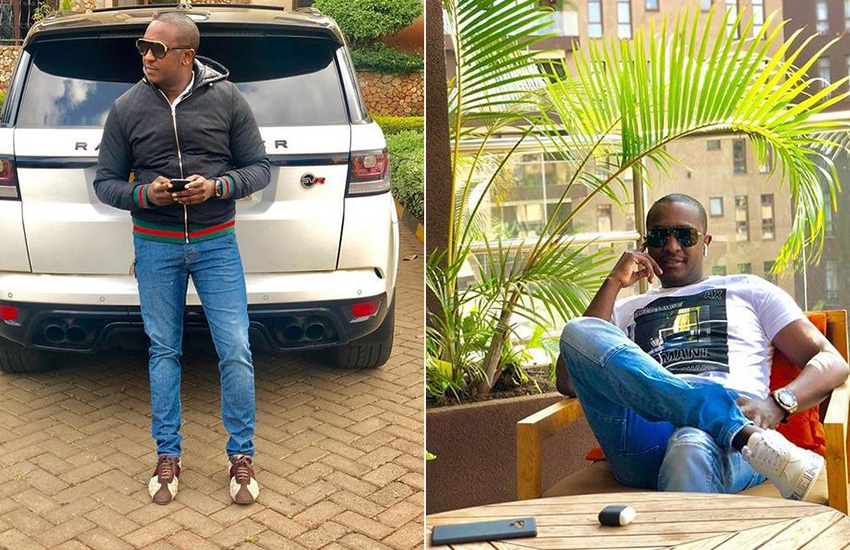 These statements are completely false: Steve Mbogo denies wife cheated