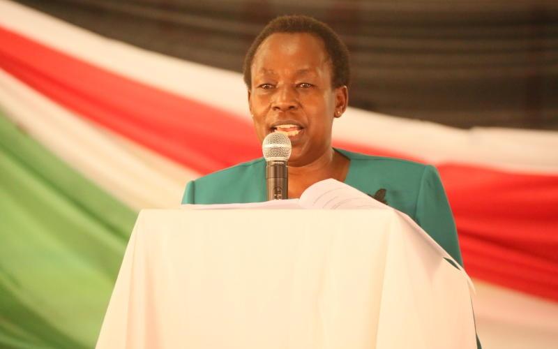 Stop bullying girls in tech: Masinde Muliro University Deputy Vice Chancellor