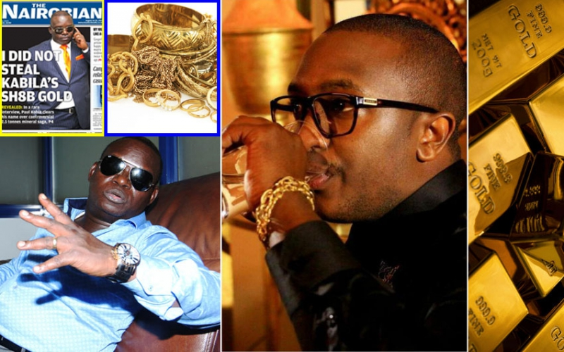 The Game of Gold: Where anything below Sh100 million is left for lowlifes
