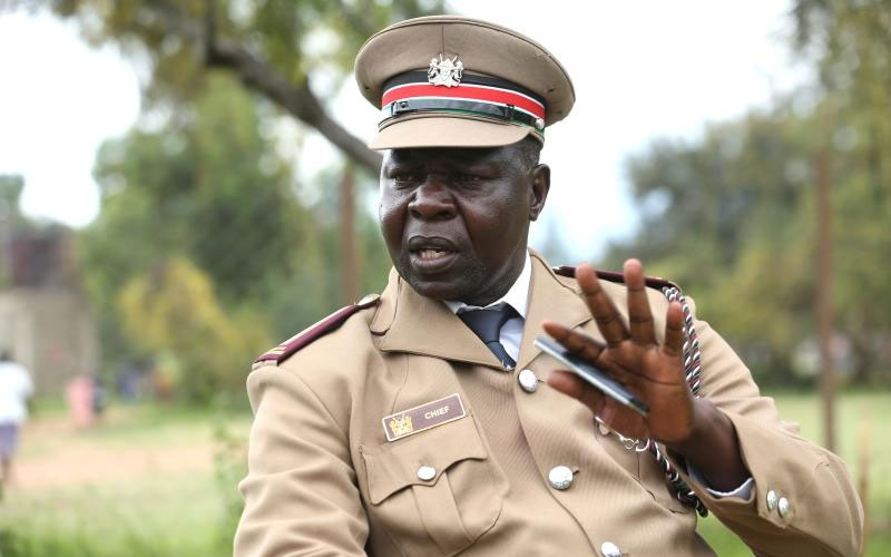 Meet a chief prays for, whips 'walevi': His location has no bar