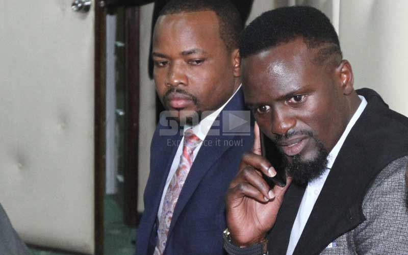 Two mistakes that may lock Mariga out of Kibra MP race