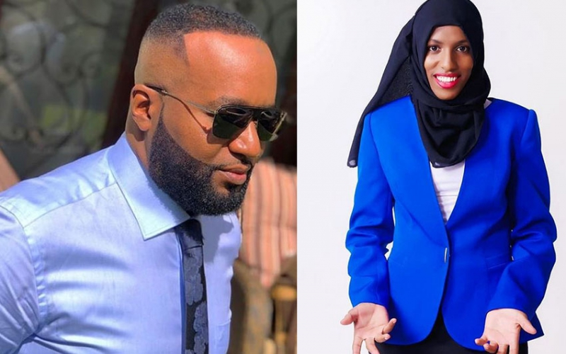 Comedian drools over Joho, says she is ready to be his wife