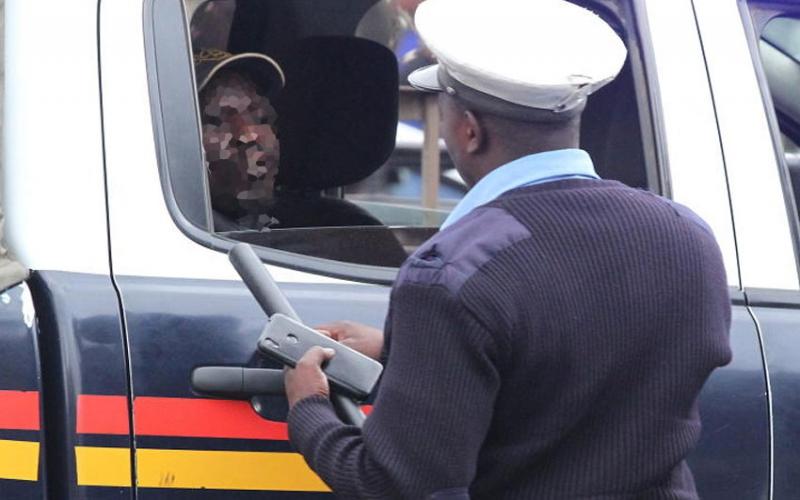 Utamu wa maisha: This is why traffic cops never commit suicide