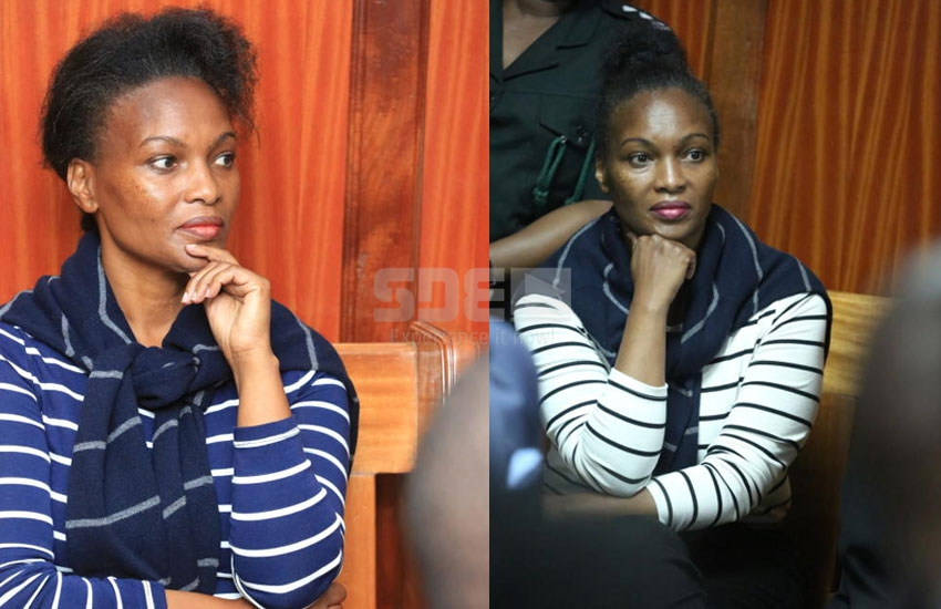 Wairimu needs to be out so she can run her businesses - Murgor