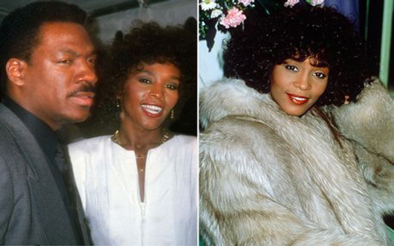 Whitney 'tried to seduce Murphy by wearing lingerie and fur coat'