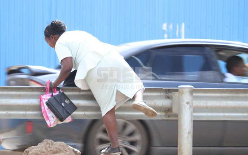Why Embakasi women cannot cross Outering Road wearing skirts