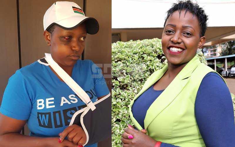 Why kanjuras are Nyerifying female MCAs