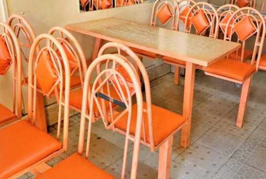 Why Nyeri hotel seats are bolted to the ground