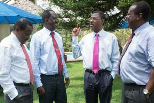 Why Raila Odinga is Kenya's political snail