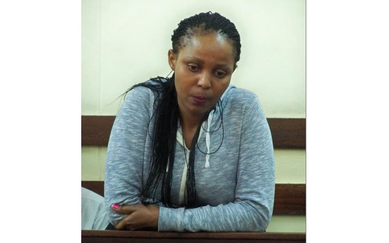 Wife in court for stabbing hubby in the chest