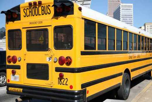 Yellow yellow: Why school buses will now be painted yellow