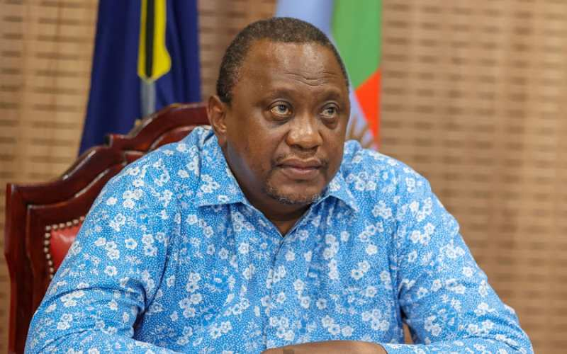 Uhuru on Ayimba's death: It is a sad day in the history of Kenyan sports